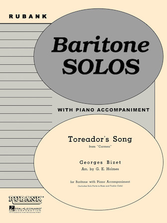 Product Cover for Toreador's Song (from Carmen)