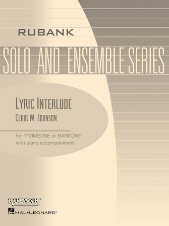 Product Cover for Lyric Interlude