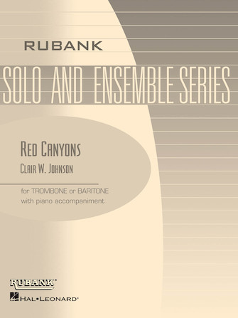 Product Cover for Red Canyons