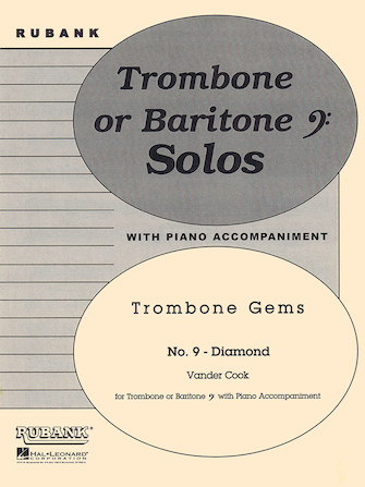 Product Cover for Diamond (Trombone Gems No. 9)