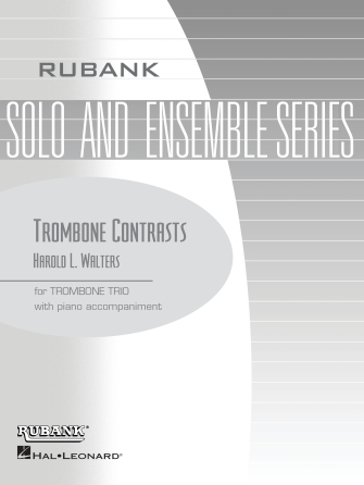Product Cover for Trombone Contrasts