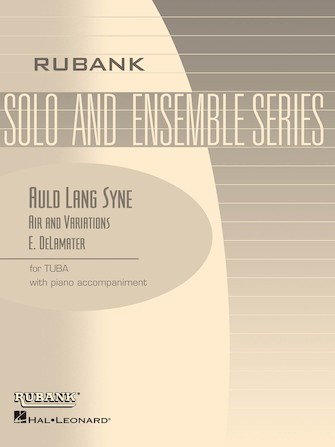 Product Cover for Auld Lang Syne - Air and Variations