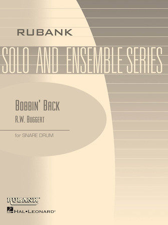 Product Cover for Bobbin' Back