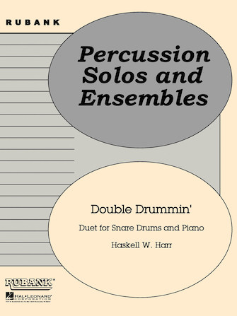 Product Cover for Double Drummin'