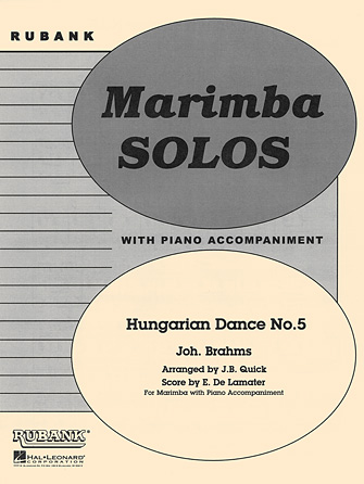 Product Cover for Hungarian Dance No. 5