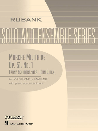 Product Cover for Marche Militaire, Op. 51 No. 1