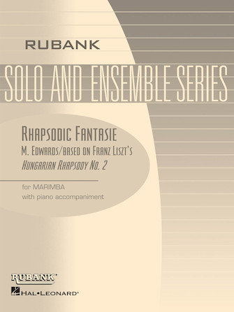 Product Cover for Rhapsodic Fantasie (based on Hungarian Rhapsody No. 2)