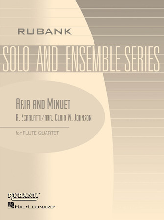 Product Cover for Aria and Minuet