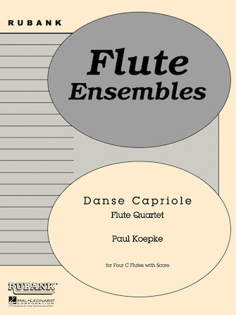 Product Cover for Danse Capriole