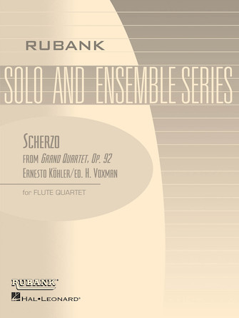 Product Cover for Scherzo (from Grand Quartet, Op. 92)