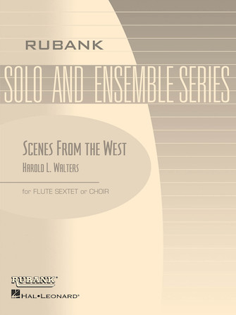 Product Cover for Scenes from the West