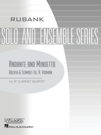 Product Cover for Andante and Minuetto