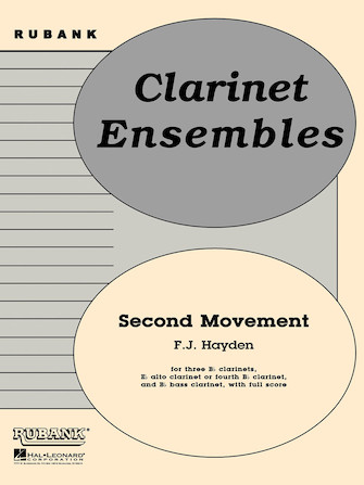 Product Cover for Second Movement from Symphony No. 100 (Military)