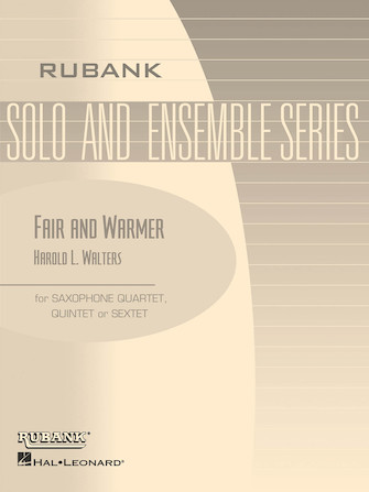 Product Cover for Fair and Warmer