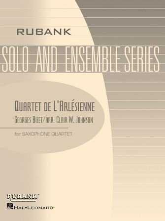 Product Cover for Quartet de L'Arlesienne
