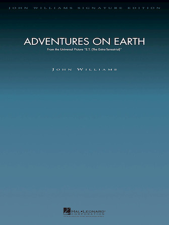 Product Cover for Adventures on Earth (from E.T.: The Extra-Terrestrial)
