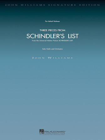 Product Cover for Three Pieces from Schindler's List