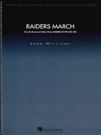 Product Cover for Raiders March (from Raiders of the Lost Ark)