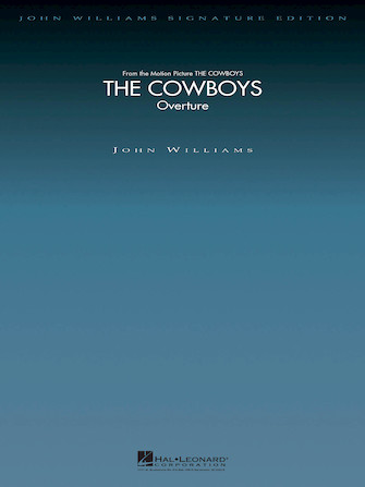 Product Cover for The Cowboys Overture
