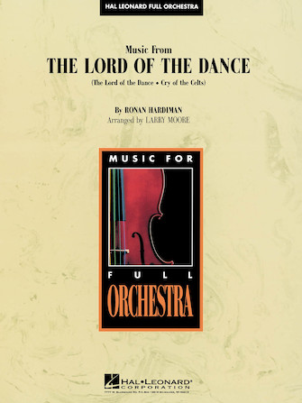 Product Cover for Music from The Lord of the Dance