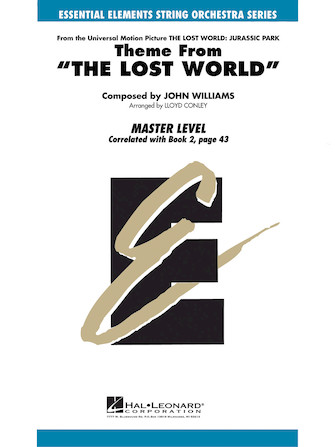Product Cover for Theme from Lost World
