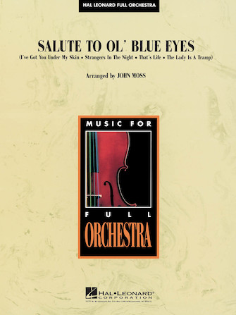 Product Cover for Salute to Ol' Blue Eyes