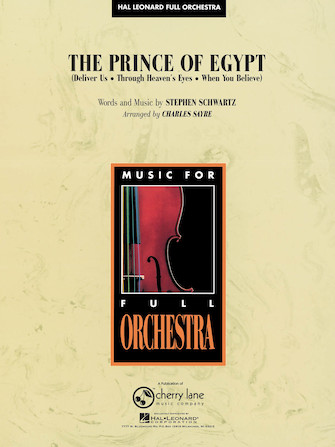 Product Cover for The Prince of Egypt