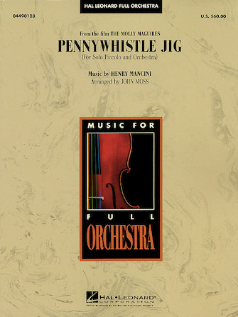 Product Cover for Pennywhistle Jig (for Piccolo Solo and Orchestra)
