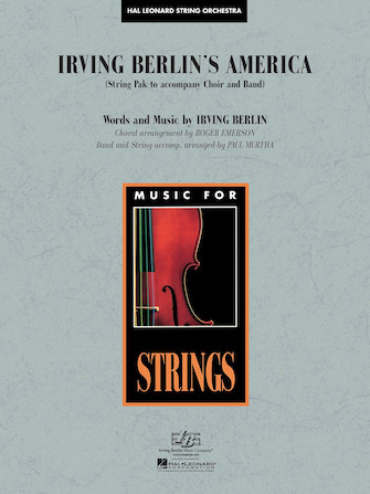 Product Cover for Irving Berlin's America (Medley)