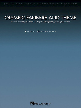 Product Cover for Olympic Fanfare and Theme