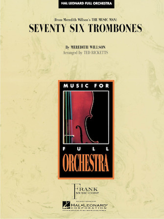 Product Cover for Seventy Six Trombones
