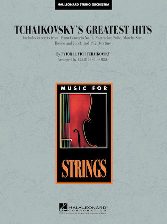 Product Cover for Tchaikovsky's Greatest Hits