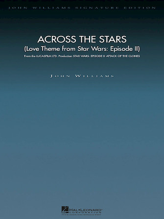 Product Cover for Across the Stars (Love Theme from Star Wars: Episode II)