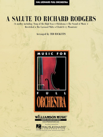 Product Cover for A Salute to Richard Rodgers