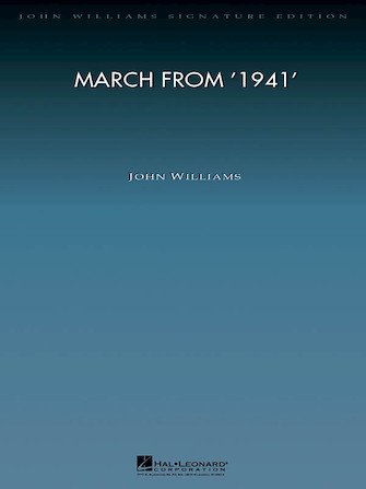 """Product Cover for March from """"1941"""""""
