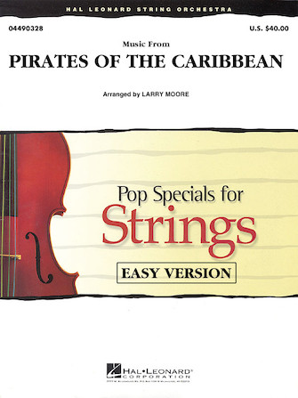 Product Cover for Music from Pirates of the Caribbean