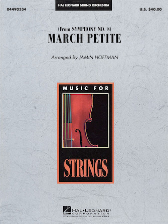 Product Cover for March Petite (from Symphony No. 8)