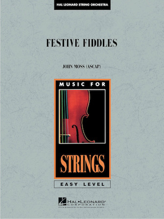 Product Cover for Festive Fiddles