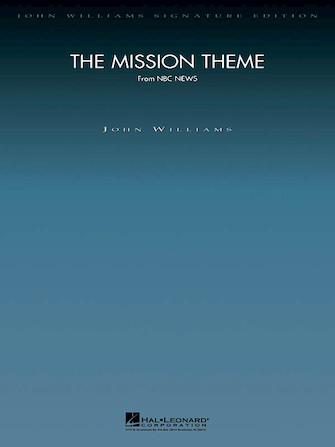Product Cover for The Mission Theme (from NBC News)