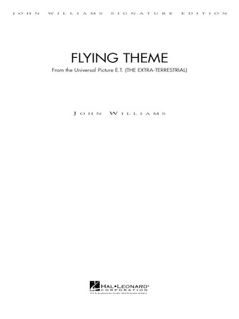 Product Cover for Flying Theme (from E.T.: The Extra-Terrestrial)