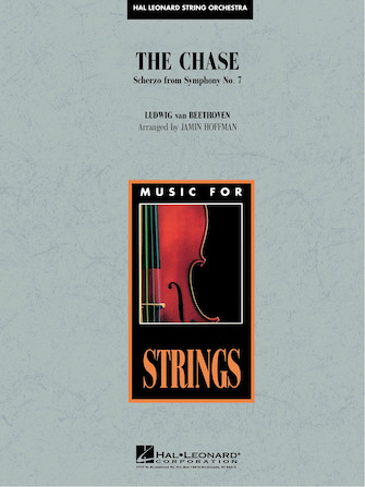 Product Cover for The Chase (Scherzo from Symphony No. 7)