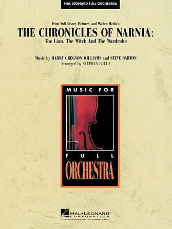 Product Cover for Music from The Chronicles of Narnia: The Lion, the Witch and the Wardrobe
