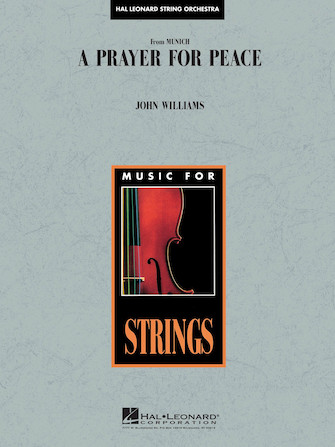 Product Cover for A Prayer for Peace (Avner's Theme from Munich)