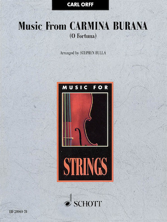 Product Cover for Music from Carmina Burana (O Fortuna)