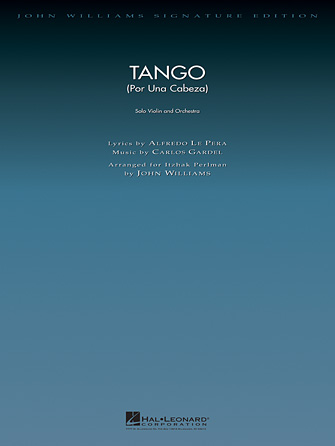 Product Cover for Tango (Por Una Cabeza)