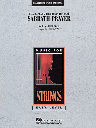 Product Cover for Sabbath Prayer (from Fiddler on the Roof)