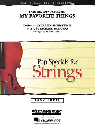Product Cover for My Favorite Things (from The Sound of Music®)