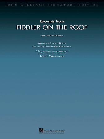 Product Cover for Excerpts from Fiddler on the Roof