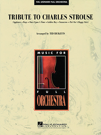 Product Cover for Tribute to Charles Strouse