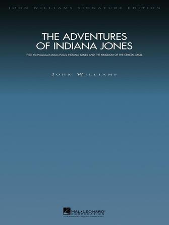 Product Cover for The Adventures of Indiana Jones